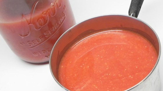 Photo of Canned Tomato Soup by jennyrose81