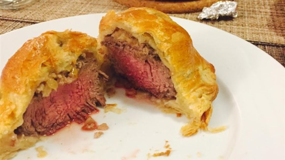 Individual Beef Wellingtons Recipe