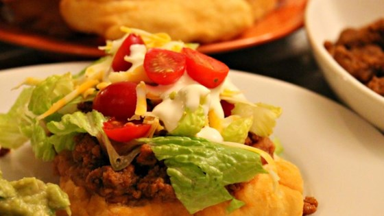 Photo of Navajo Tacos  by IMATECHGIRL