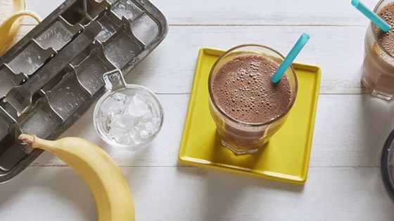 Photo of Chocolate-Banana Soy Smoothie by Carnation Breakfast Essentials