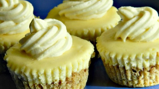Photo of Gluten-Free Cheesecake Cupcakes by Amenah