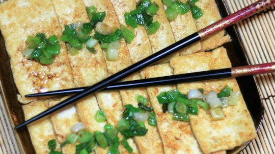Photo of Simple Pan-Fried Tofu by The Cow