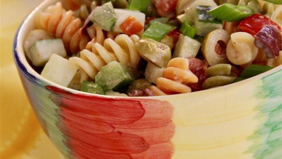 Photo of Graduation Pasta Salad by duboo