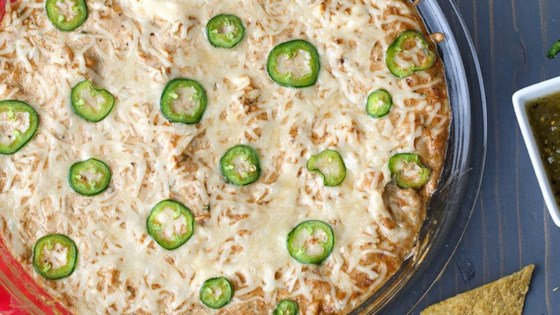 Photo of Mile High Chile Verde Dip by McCormick Spice