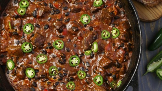 Photo of Oklahoma Ranchers Steak Chili Dip by McCormick Spice