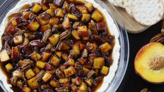 Photo of Sweet Georgia Peach and Pecan Dip by McCormick Spice