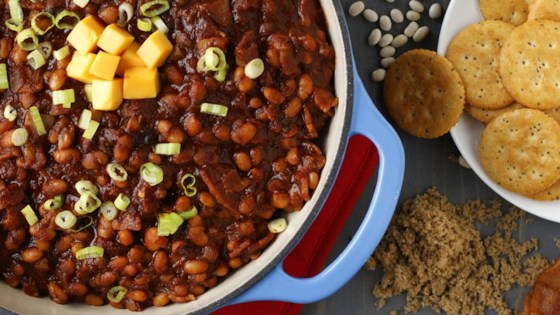 Photo of Boston Baked Bean Dip by McCormick Spice