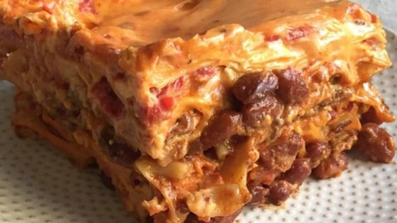 Ooey Gooey Chili Mac Lasagna Recipe