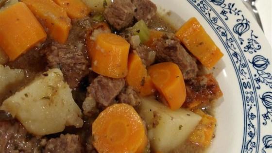 Photo of Kelly's Pressure Cooker Beef Stew by Kel Kel