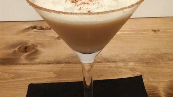 Pumpkin-Spiced Martini