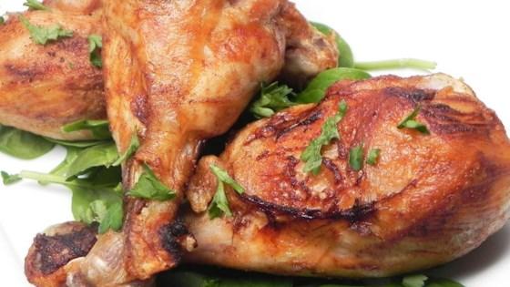 Haitian-Style Fried Chicken