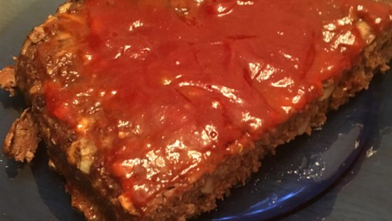 Photo of Venison Meatloaf by angelamclamb