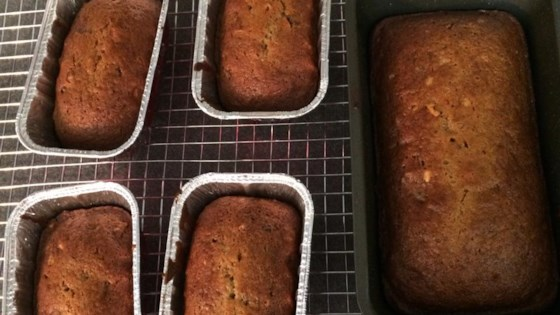 Photo of Date Nut Bread by Janet  Backie