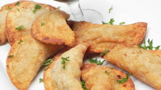 Photo of Fried Pot Stickers  by TINKERBELL6778