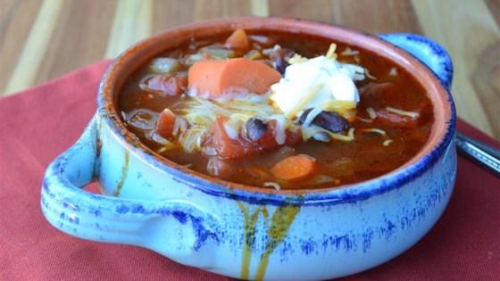 Jake's Chili-Soup