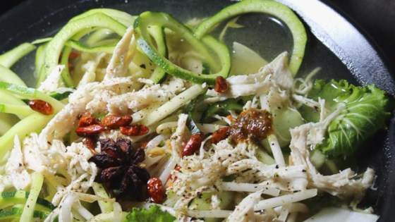 Photo of Chicken Zoodle Pho by Megan Olson
