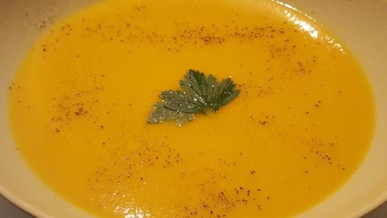 Photo of Butternut Squash Sweet Potato Soup by BVDB