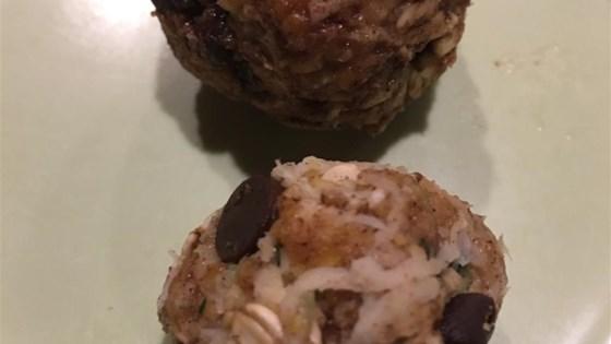 Photo of Zucchini Chocolate Oatmeal Bites by Megan Olson