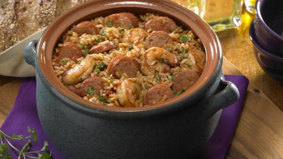 Photo of 1-2-3 Jambalaya by From the Kitchen at Johnsonville Sausage
