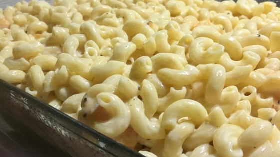 Photo of Four Cheese Macaroni by DAIZYX69
