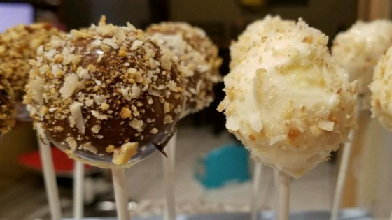 Photo of Cheesecake Pops by Cher