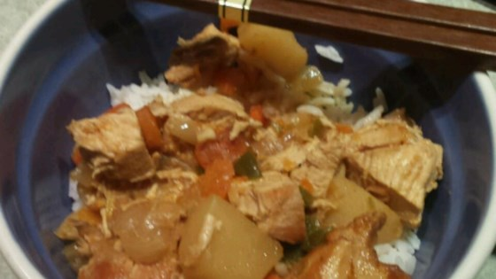 Photo of Dak Dori Tang (Spicy Korean Chicken Stew) by PolkaDot