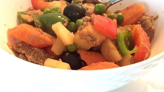 Photo of Caldereta (Filipino Beef Stew) by moaa
