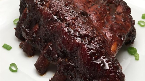Photo of Slow-Cooker Hoisin Ribs by SUNKIST2