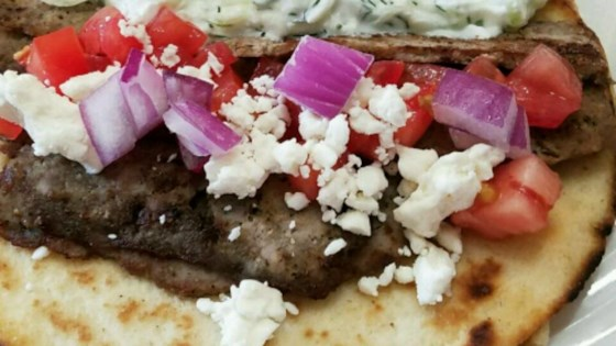 Traditional Gyro Meat Recipe