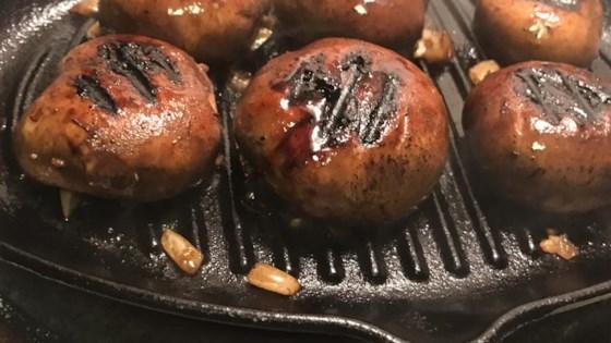Photo of Grilled Portobello Mushrooms by BFOLLICK