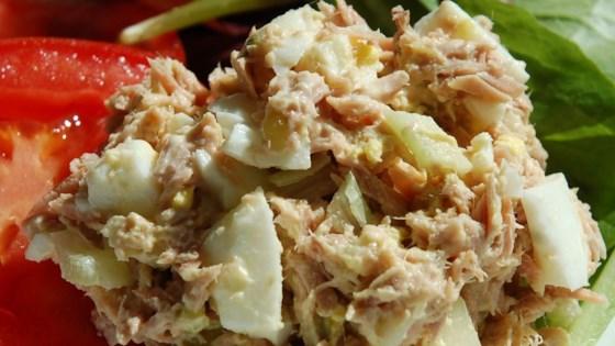 Virgina's Tuna Salad