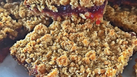 Photo of Cranberry Squares by DRYW