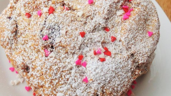 Photo of Low-Fat Whole Wheat Cranberry Pecan Scones  by CROWLAND