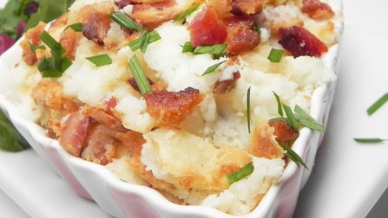 Photo of Smoked Bacon and Irish Cheese Mash by Chef Liam