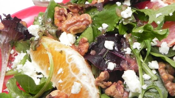 Photo of Citrus Walnut Salad by dana_shmana
