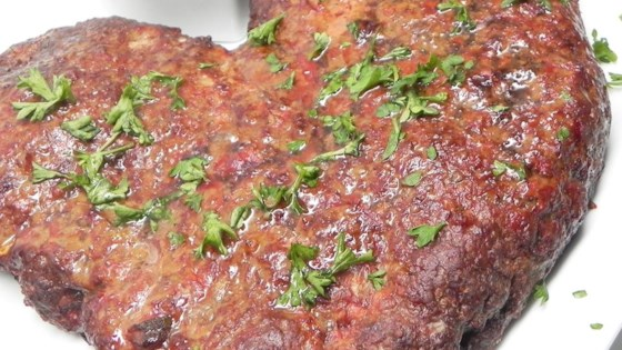 Photo of Monster Smoked Meatloaf by TUBB