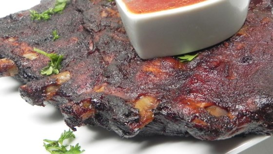 Barbeque Rib Brine