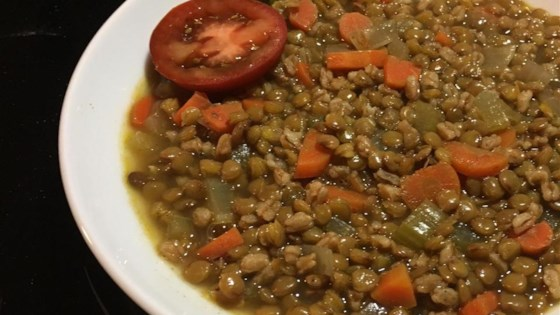 Photo of Farro and Lentil Masala by Zahira Malakh