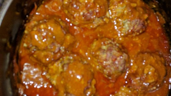Photo of Zesty Porcupine Meatballs by Michelle R.