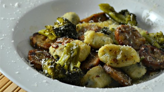 Photo of Chicken Sausage Gnocchi Skillet by Dave Niezabitowski Sr.