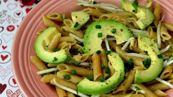 Photo of Avocado Pasta by Heather: Healthy Vegan Recipes