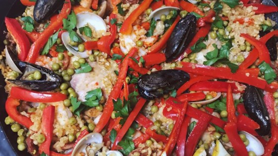 Photo of Maria's Classic Paella by MariaTheSoaper