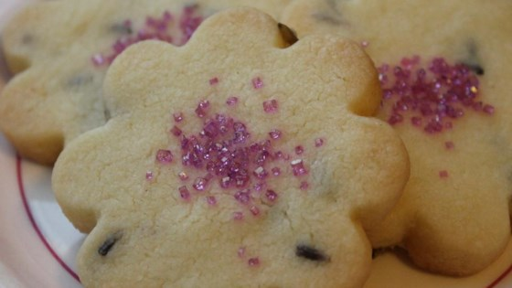 Photo of Lavender Shortbread Cookies by Maryeileen Corcoran