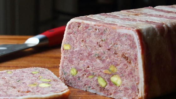 Photo of Chef John's Pate de Campagne by Chef John