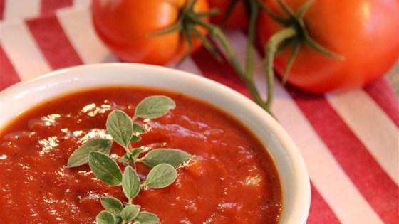Sicilian Pizza Sauce