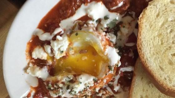 Mexican Shakshuka aka 'Eggs in a Pot'