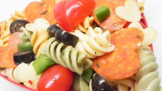 Photo of Rachel's Pizza Pasta Salad  by Rachel Abraham
