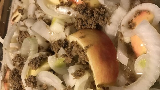 Photo of Pork Roast with Apples, Beer, and Sauerkraut by MattyHam