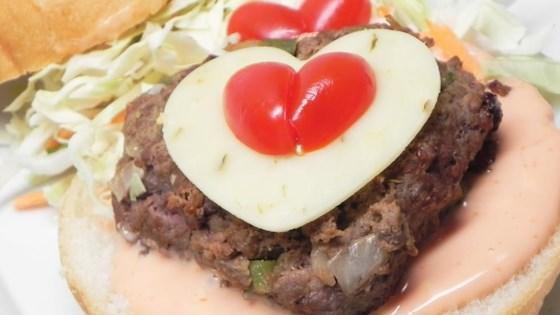Photo of Dominican Chimichurri Burger (Katleti) by Kay