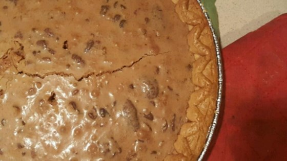 Chocolate Chip Pie III